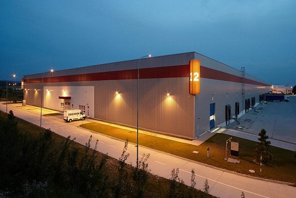 New logistics facilities are planned for 2012.