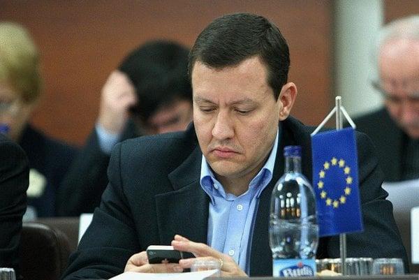 KDH deputy chairman Daniel Lipšic Photo