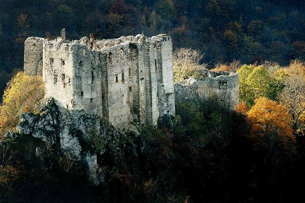 Uhrovec was one of the castles involved in a castle-renovation employment project.