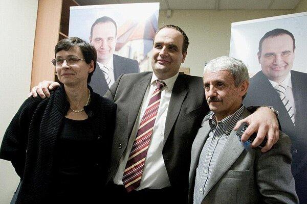 Žitňanská, Frešo and Dzurinda