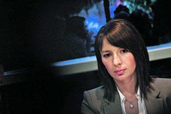 Hedviga Žáková (formerly Malinová)