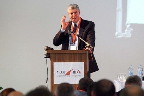 Béla Bugár, chairman of Most-Híd