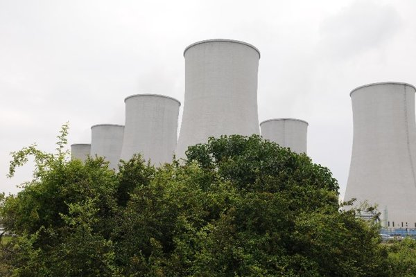 Four of the eight cooling towers at Jaslovské Bohunice will be demolished.