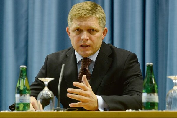 Fico pledged that gas prices would not rise.