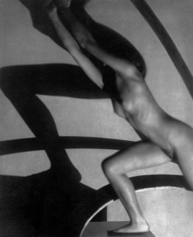 František Drtikol - Bez názvu / Untited, 1929, pigment print
