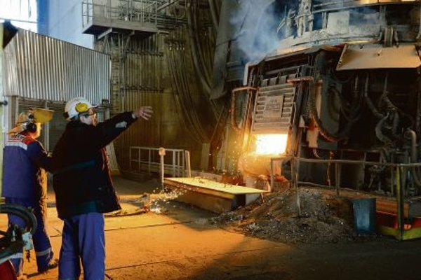 Metallurgical firms are energy intensive.