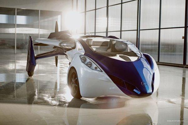 The AeroMobil 3.0