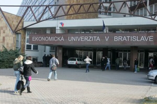 No Roma currently study at the University of Economics in Bratislava.