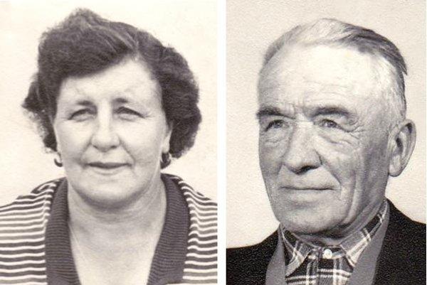 Mária and Ján Kustra