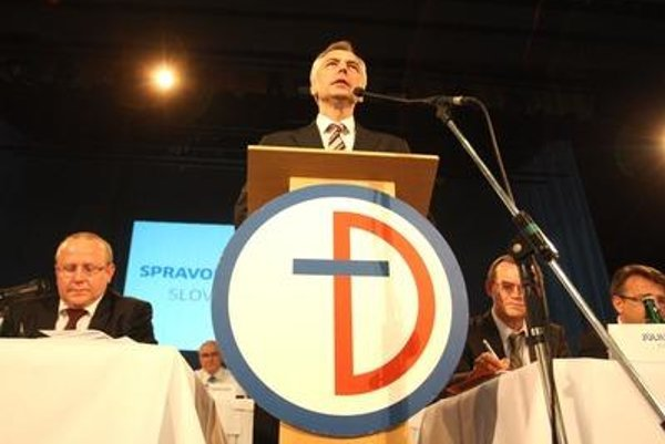 Christian Democratic Movement session