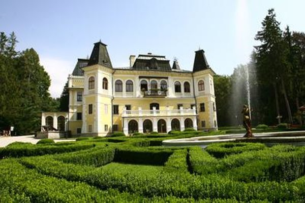 Betliar manor house