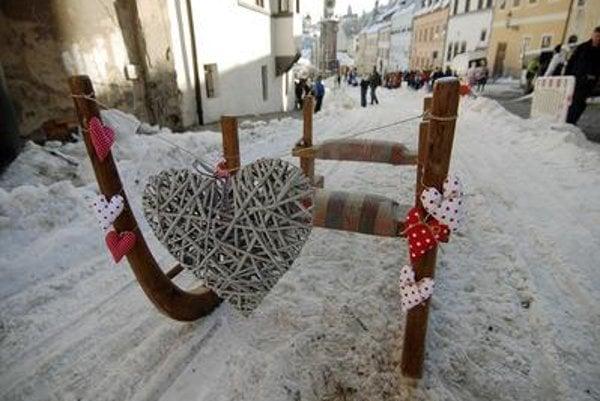 Valentine krne in Banská Štiavnica