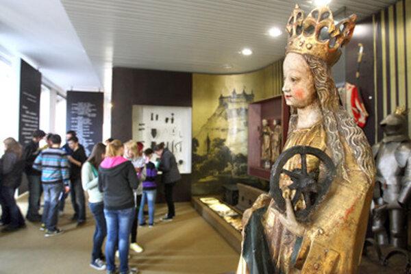 Slovak National Museum in Martin, illutsrative stock photo