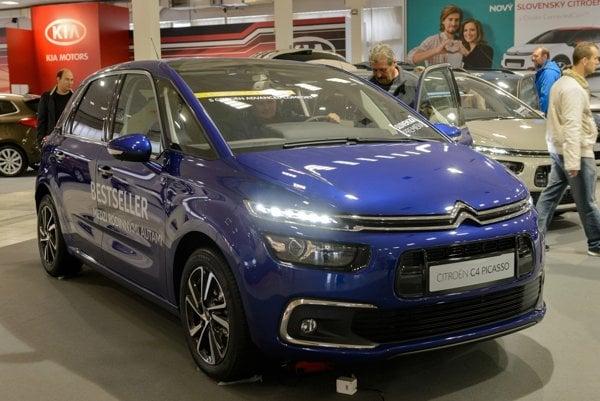 Slovak premiere of Citroën C4 Picasso.