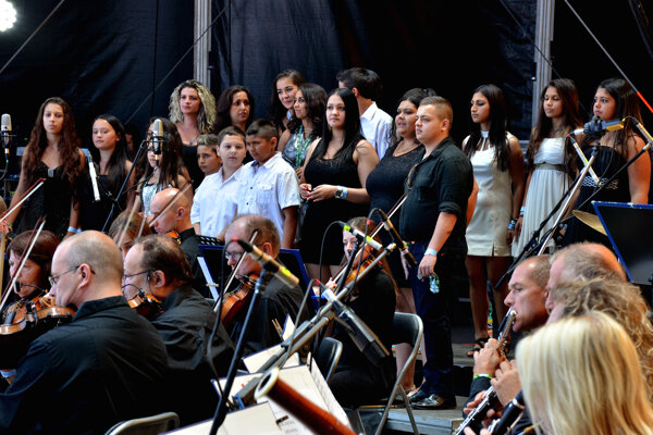 Slovak Sinfonietta, Sendreiovci and Čechenora