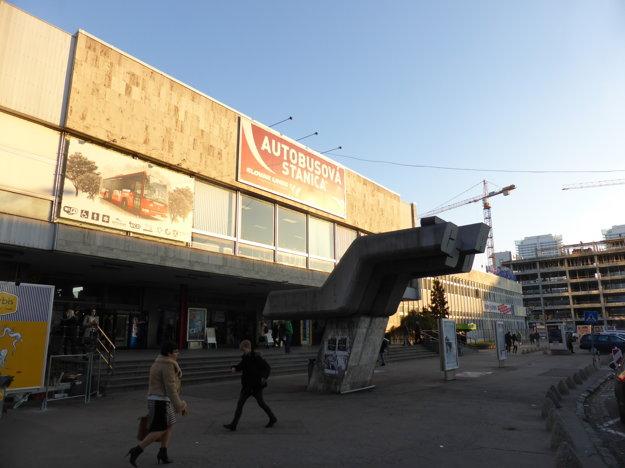 Bratislava bus station