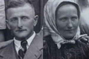Ondrej Hažer and Helena Hažerová