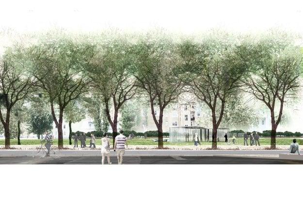 Park space in Šafárikovo shall be enhanced.