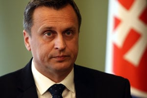 Slovak National Party chair and Speaker of Parliament Andrej Danko