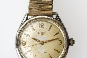The watch from Terezín/Theresienstadt