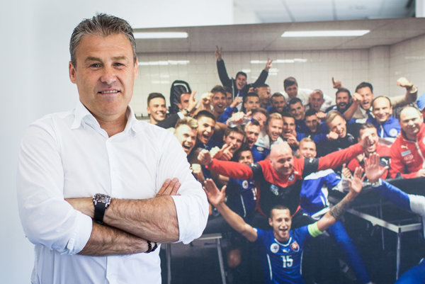 Coach Pavel Hapal