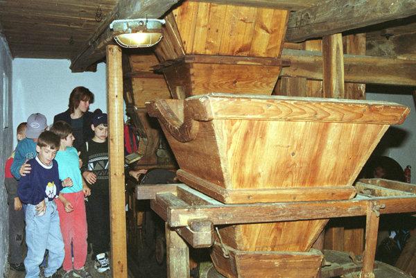 Watermill in Bohunice