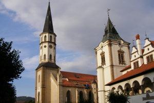 Church of St James in Levoča (l)