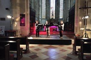 Three Medieval Tenors - John Potter, Chris O´Gorman a Rogers Covey-Crump