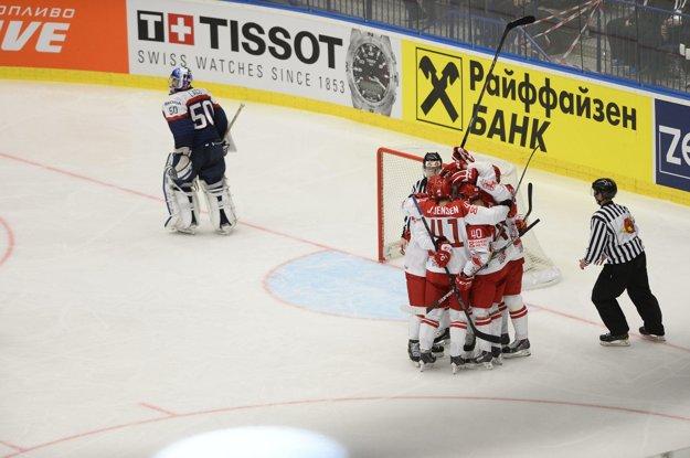 Slovakia:Denmark (0:1)