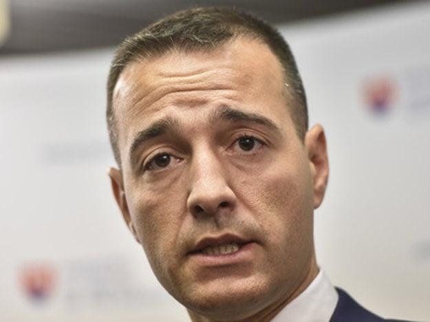 Health Minister Tomáš Drucker