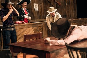 Nature Theatre of Oklahoma: Pursuit of Happiness