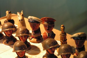 The SNP Museum in Banská Bystrica offers some unusual exhibits