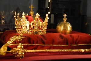 Polish crown jewels were hidden at Stará Ľubovňa Castle.