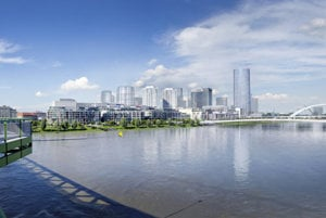 New development projects are going to change the skyline of Bratislava.