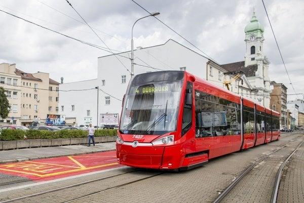 Public transport in Bratislava