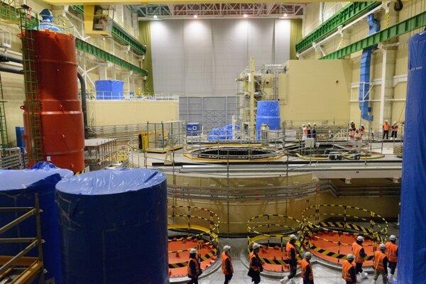 Mochovce nuclear plant