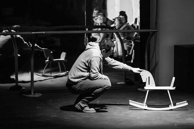 Maidan Diaries, National Academic Drama Theatre from Kiev
