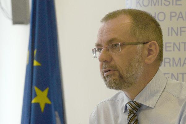 Ladislav Miko, new head of EC Representation to Slovakia