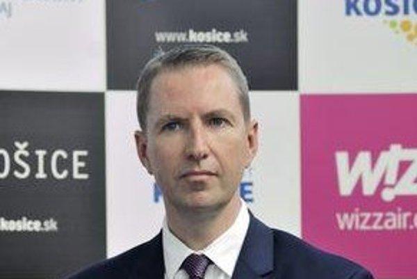 British Ambassador to Slovakia Andrew Garth