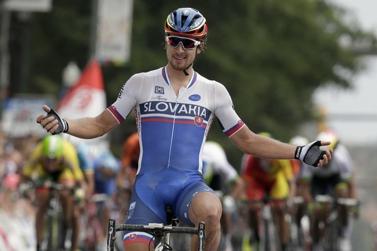 Sagan is Sportsman of the Year 2015