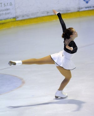 Figure skating, illustrative stock photo