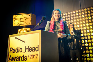 Radio_Head Awards 2017; Katarzia: Singel of the Year