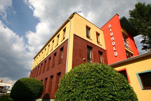 DŠT building, Banská Bystrica