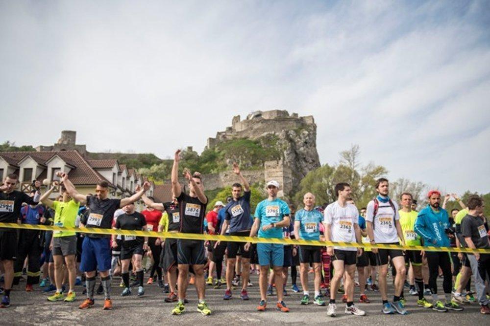 Devín - Bratislava 2018 run
