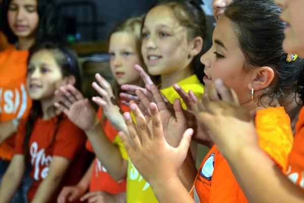 The Superar choir