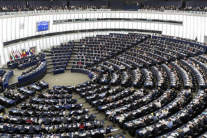European Parliament, illustrative stock photo