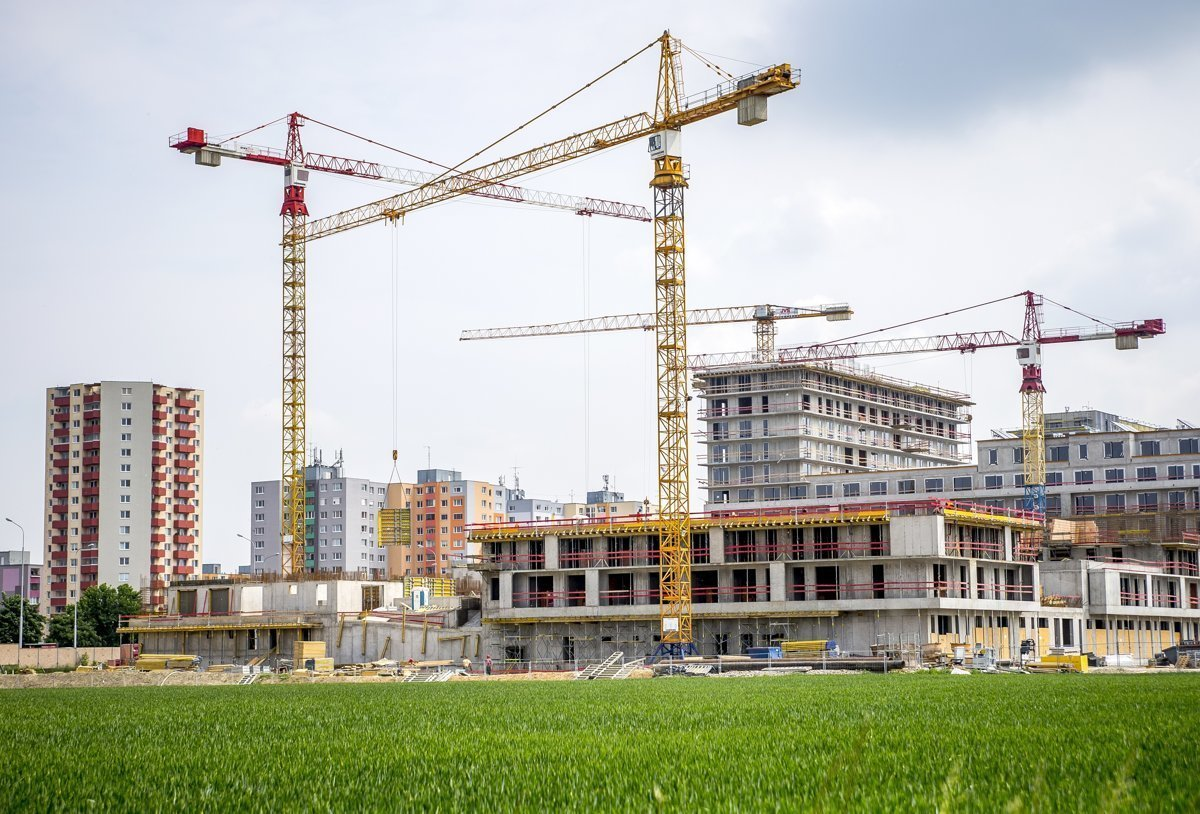 Blog: No bubble on Slovak or Czech residential real estate market ...