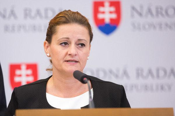MP Natália Blahová