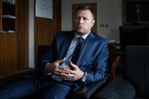 Justice Minister Gábor Gál