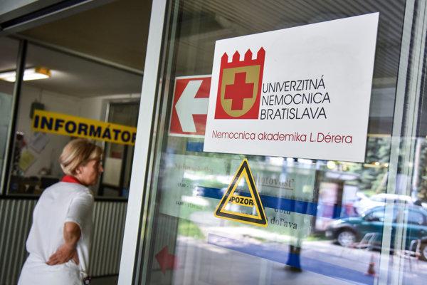 University Hospital Bratislava